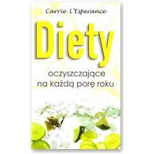Znalezione obrazy dla zapytania Carrie L'Esperance Diety oczyszczające na każdą porę roku 2008